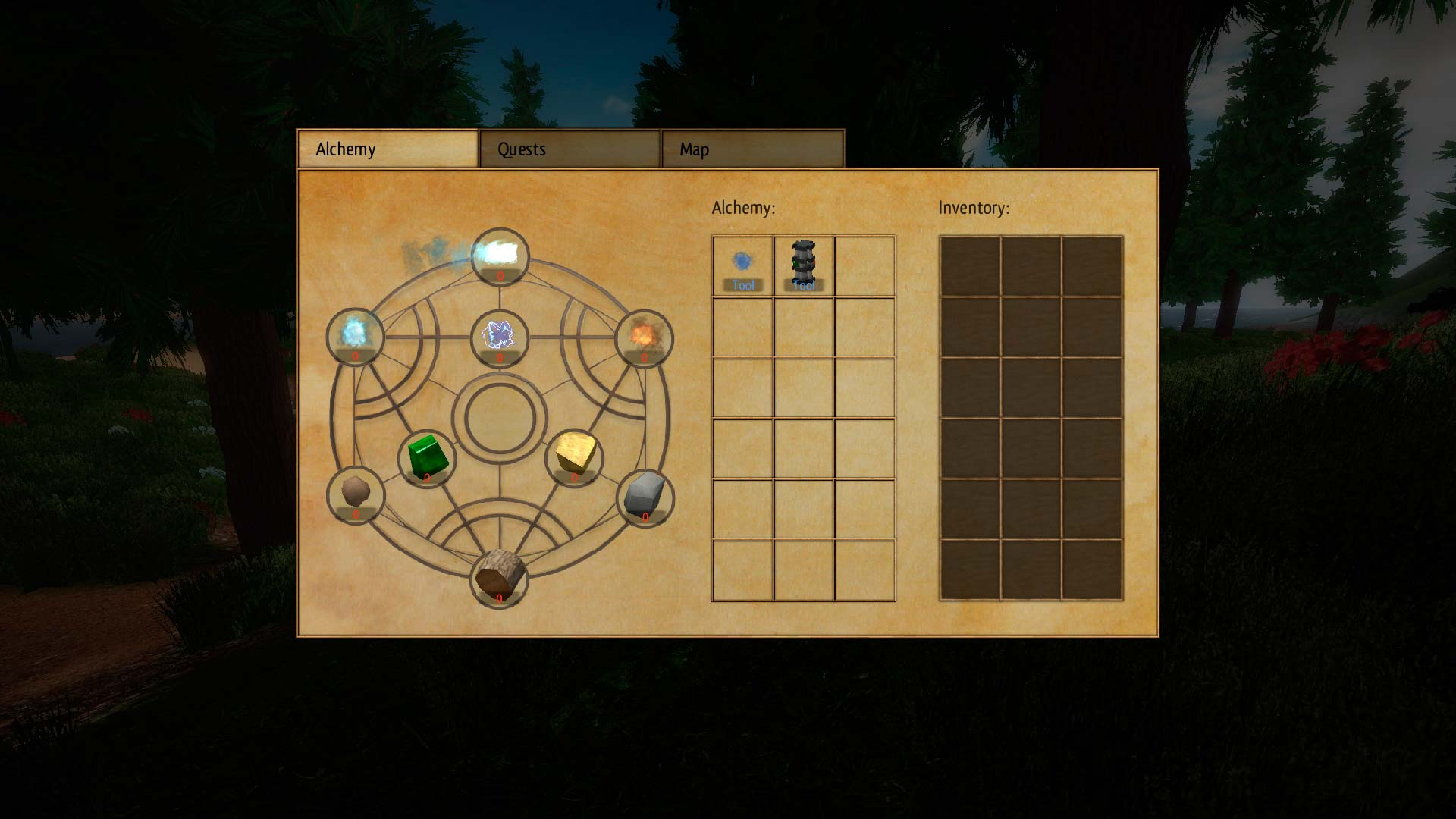 Alchemist s awakening как сделать