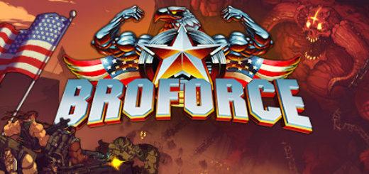 Broforce (2015) полная версия торрент.